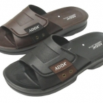 รองเท้าหนัง Adda 7R03 สีดำ-ตาล 39-43