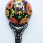 บอลลูนเป่าลม ลาย Halloween / Item No. TL-M021/ Promotion Buy 1 get 1 (สินค้ามีจำนวนจำกัดนะคะ)