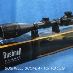 กล้องติดปืน (Scope) Bushnell 4-16x 40AOEG
