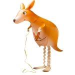 Kangaroo Walking Balloons - จิงโจ้บอลลูน / Item No. TL-K027