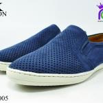 รองเท้า ผ้าใบSport BOK รุ่นBOK005 สีน้ำเงิน เบอร์41-45