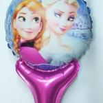 บอลลูนเป่าลม ลายเจ้าหญิง Frozen / Item No. TL-M003