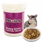 PetsJunG - Happy Glider (Supreme Blend) อาหารเม็ด ชูการ์ไกลเดอร์ รสสุพรีม (100/500g.)