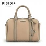 กระเป๋าแบรนด์เนม PISIDIA รุ่น WELKIN สีเบจ (ส่งฟรี EMS)