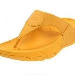 PRE ORDER รองเท้า Fitflop รุ่น Walkstar 3 Nubuck Sandal : Sun Flower