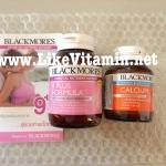 Blackmores 9 Plus Formula & Blackmore Calcium