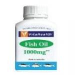VitaHealth ไวต้าเฮลธ์ อีพีเอ น้ำมันปลา 1000 มก.100เม็ด น้ำมันปลามีโอเมก้า3 บำรุงสมอง เสริมสร้างความจำ