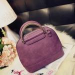 กระเป๋าแฟชั่นเกาหลีพร้อมส่ง รหัส SUIF0129PP สีม่วง แบบสวยดูดีค่ะ