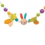 ของเล่นไม้ ของเล่นเด็ก ของเล่นเสริมพัฒนาการ Baby Chain (ส่งฟรี)