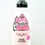 Cathy Doll Pure Milk Shine Milk Lotion 480ml.หนัก540g