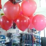 """ลูกโป่งจัมโบ้ สีแดง ขนาด 24 นิ้ว - Round Jumbo Balloon Red 24"""""""