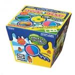 Kutsuwa eraser kit : ชุดทำยางลบ ลูกบอล (ใช้ไมโครเวฟ) !!!ทานไม่ได้!!!