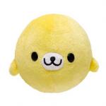 [สินค้าหมด] ตุ๊กตา San-X Mamegoma MP13001 ตัวกลม เหลือง