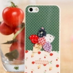 Sweet iPhone5 Case_Strawberry
