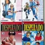 Desperado เพลงแห่งความฝัน เล่ม 1-4 (จบ)
