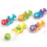 ของเล่นเสริมพัฒนาการ Smart Splash Color & Count Seals