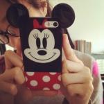 ** พร้อมส่งค่ะ ** เคส iPhone 5/5S Minnie