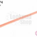 ซิปล็อค TW สีโอรส 18นิ้ว(1เส้น)