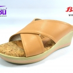 Bata (บาจา) สีแทน รุ่น8852 เบอร์36-40