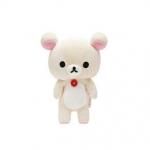 ตุ๊กตาหมี San-X Korilakkuma MD09701 หมีขาว