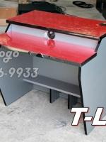 """โต๊ะคอมพิวเตอร์ร้านเกมส์ T-Line """"โฟเมก้า"""" X10"""