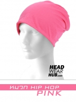 หมวก HIPHOP - PINK