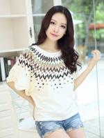 เสื้อผู้หญิงสไลต์เกาหลี