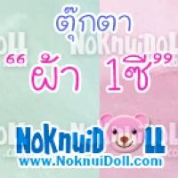 9.ตุ๊กตา ผ้า1C (หนึ่งซี)