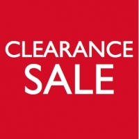 สินค้าราคาพิเศษ CLEARANCE SALE!!
