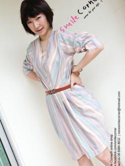 พร้อมส่ง ** เดรส Sweet N Casual Dress