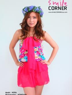 Blossom Mini Dress
