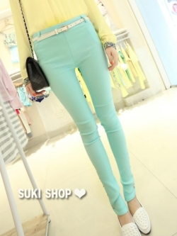 "PreOrder กางเกงนำเข้า ""Pastel Rock Star"" ส่งฟรี EMS เมื่อสินค้าถึงไทย"