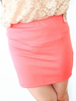 พร้อมส่ง ** กระโปรง Terzo Pink Skirt