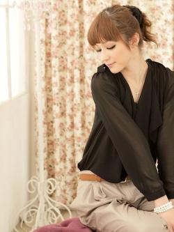 Black Relaxing Shirt