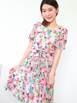 พร้อมส่ง ** เดรส Floreale Sweet Dress