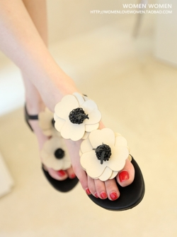 "PreOrder รองเท้า ""Wind Camellia"" * ส่งฟรี EMS เมื่อสินค้ามาถึง"