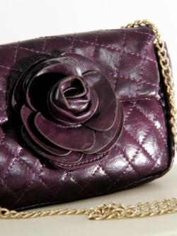 Camellia Vintage Bag