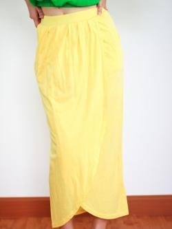 พร้อมส่ง ** กระโปรง San Marco Aloha Skirt