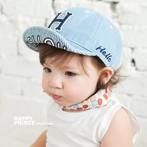 หมวกยีนส์ Hello MC22