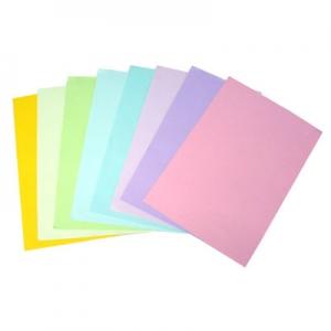 กระดาษการ์ดสีเหลือง A4/210แกรม 500 แผ่น