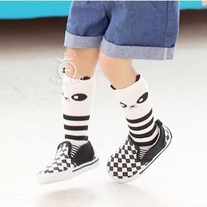 ถุงเท้าเด็กกันลื่น ไซส์ 10-12,12-14 ซม. MSH65
