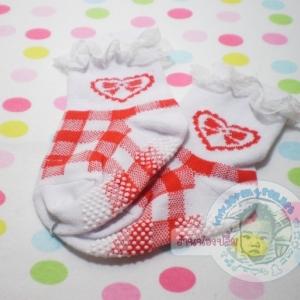 ถุงเท้า ไซส์ 9-12 ซม. MSC05