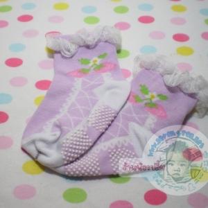 ถุงเท้า ไซส์ 9-12 ซม. MSC01