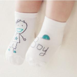 ถุงเท้ากันลื่นไซส์ 10-12,11-13 ซม.