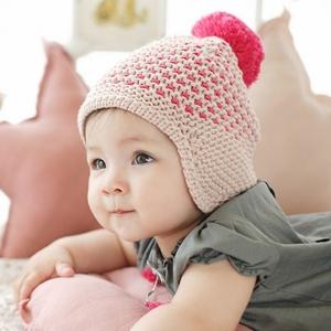 หมวกไหมพรมเด็ก MC20