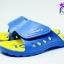 รองเท้าแตะ GAMBOL แกมโบล รุ่น GM 43102 สีน้ำเงิน/เหลือง เบอร์ 4-9 thumbnail 1