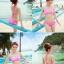 พร้อมส่ง ชุดว่ายน้ำ Bikini ผูกข้าง สายคล้องคอ สุดเซ็กซี่ thumbnail 21