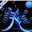 เชือกผูกรองเท้าไฟกระพริบ LED สีน้ำเงิน รหัส LD001 thumbnail 1