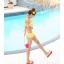 พร้อมส่ง ชุดว่ายน้ำบิกินี่ทูพีซ สีเหลือง แต่งระบายชั้นๆ น่ารัก thumbnail 6