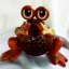 โคมไฟกะลามะพร้าวกบน้อย Coconut Shell Lamp (Frog) thumbnail 1